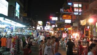 Backpackermeile Khao San Road