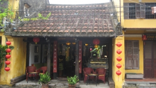 Altes Haus in Hoi An