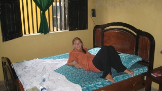 Christin im Sanh Hien Family Guesthouse