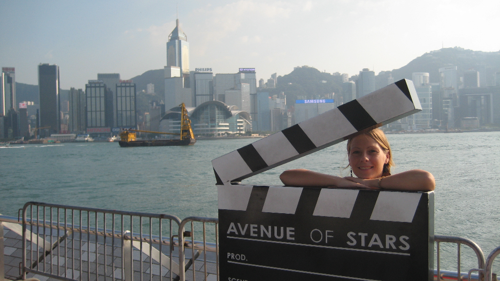 Der Hong Konger Walk of Fame