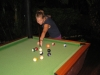 Billiardtisch im Wailoaloa Beach Resort