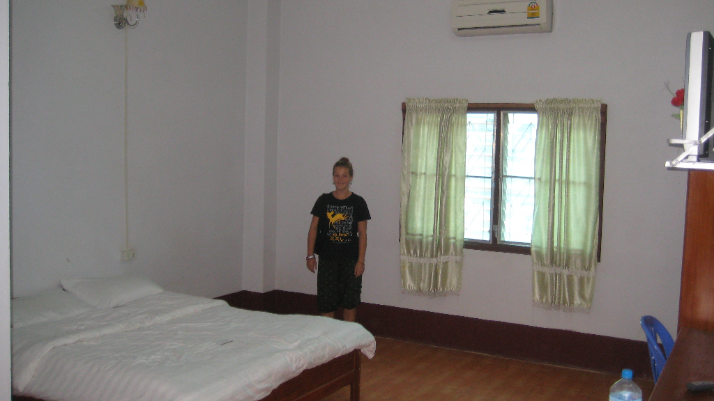 Hostel in Phonsavan