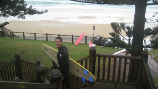 Surfen in Port Macquarie